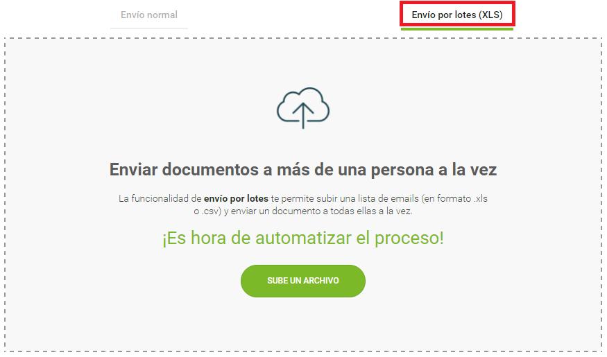 Signaturit_correo electrónico certificado por lotes